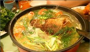 Cách nấu canh cá thơm ngon