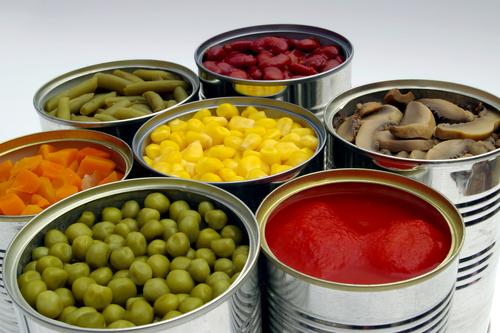 Lưu ý chọn mua đồ hộp thực phẩm