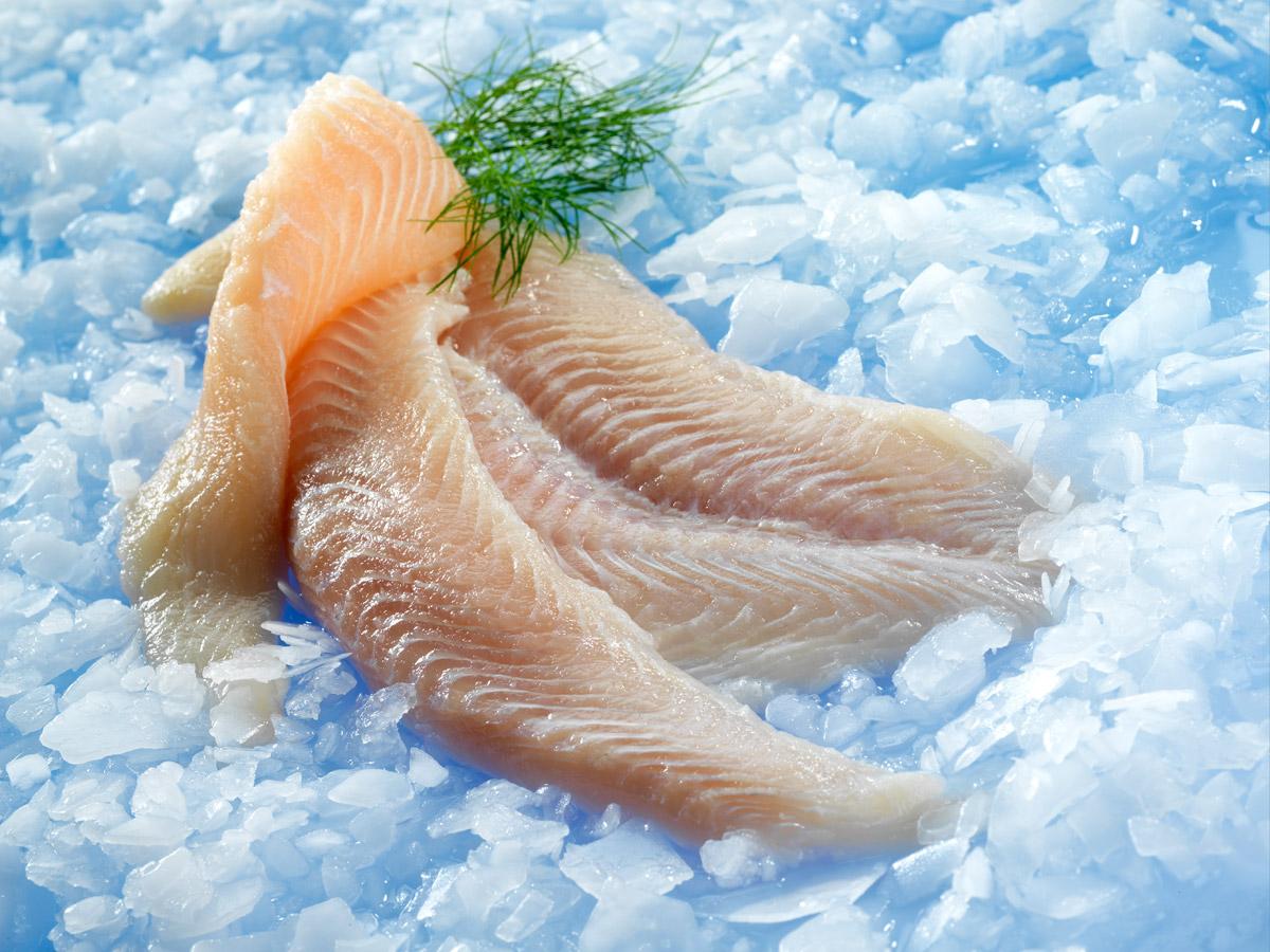 Chọn mua thực phẩm đông lạnh