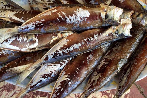 Cá nục một nắng chế biến được nhiều món ăn ngon