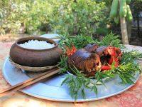 Cá kho làng Vũ Đại là món ăn hút khách