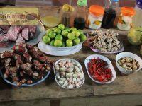 Gia vị cần thiết để tạo lên món ăn cá kho thơm ngon đúng điệu Vũ Đại