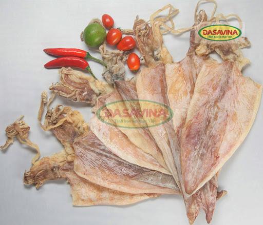Mực khô Cô Tô Dasavina chất lượng vượt trội