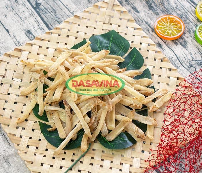 Sá sùng Dasavina là thương hiệu sá sùng DUY NHẤT được Chứng nhận Hàng Việt Nam Chất lượng cao