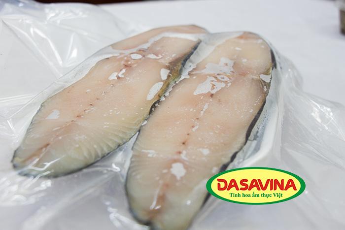 Thành phẩm cá thu một nắng Dasavina