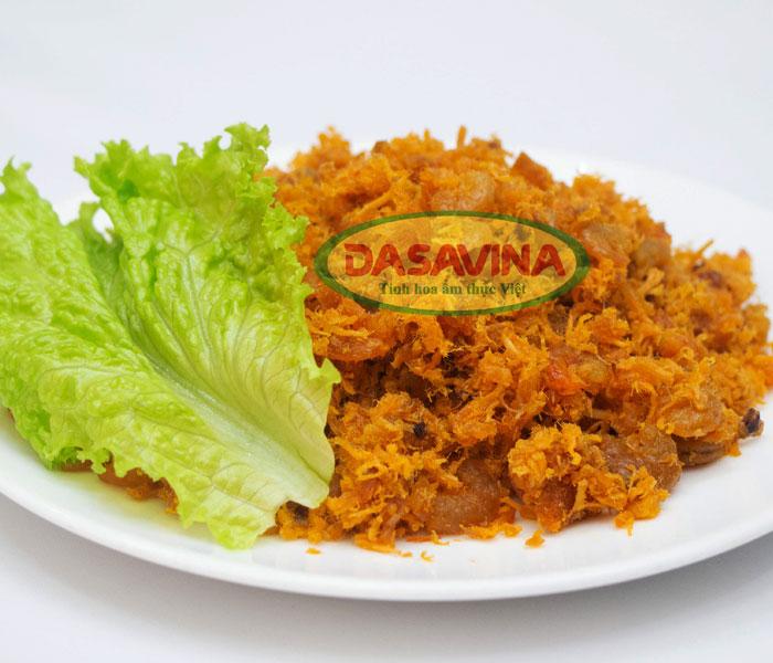 giá ruốc tôm tại Dasavina là vô cùng hợp lý, phù hợp với mọi nhà